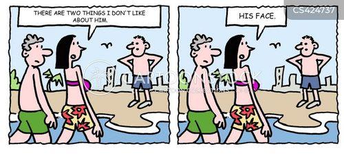 devious cartoon