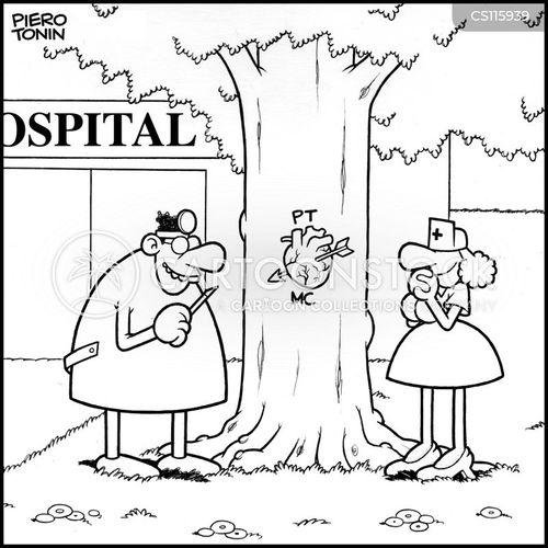 vascular cartoon