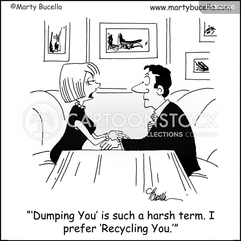 Dumpees Cartoons and Comics - funny pictures from CartoonStock