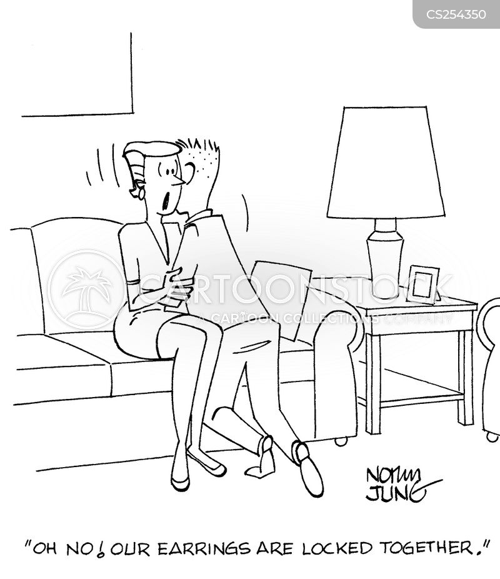 entanglement cartoon