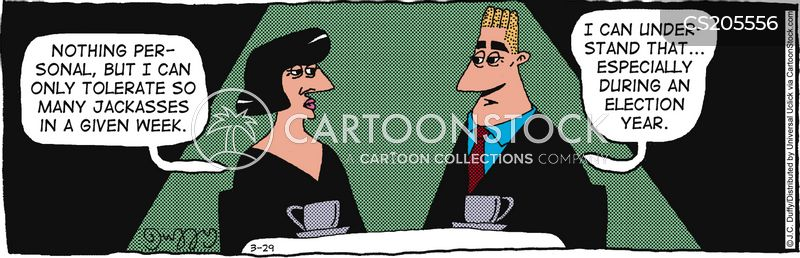 cold shoulder cartoon
