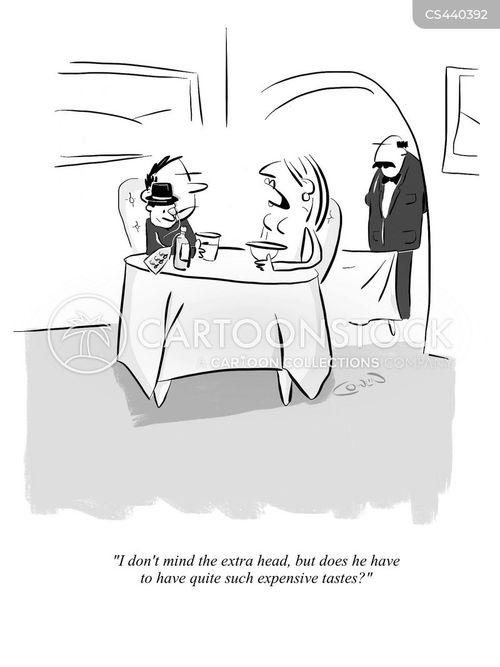 expensive tastes cartoon