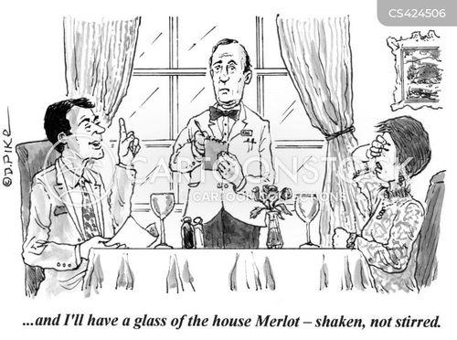 merlot cartoon