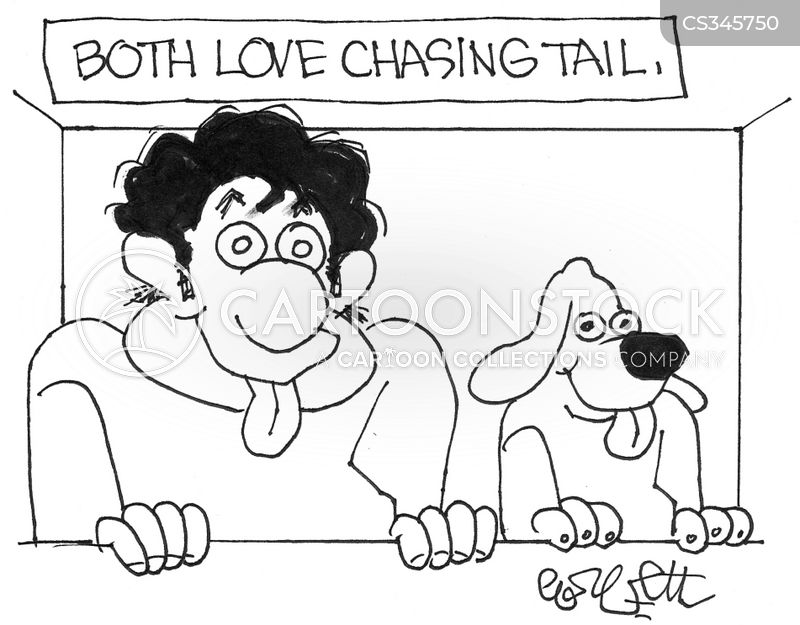 Chasing Tail cartoons, Chasing Tail cartoon, funny, Chasing Tail picture, Chasing Tail pictures, Chasing Tail image, Chasing Tail images, Chasing Tail illustration, Chasing Tail illustrations