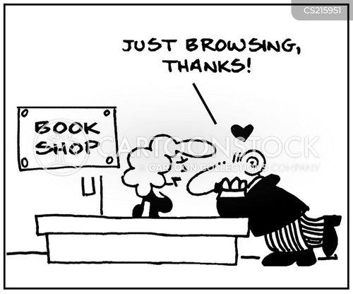 flirter cartoon