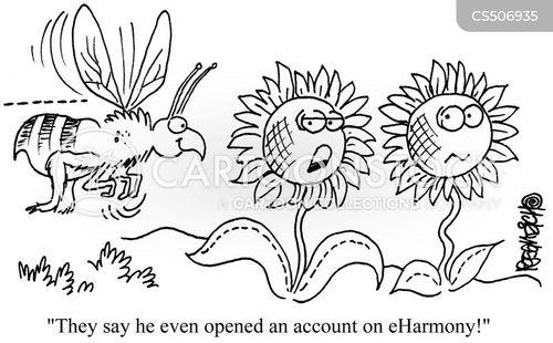 pollinator cartoon