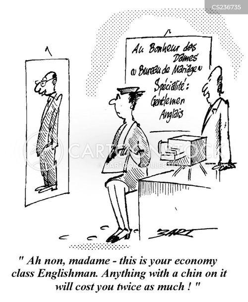 englishmen cartoon