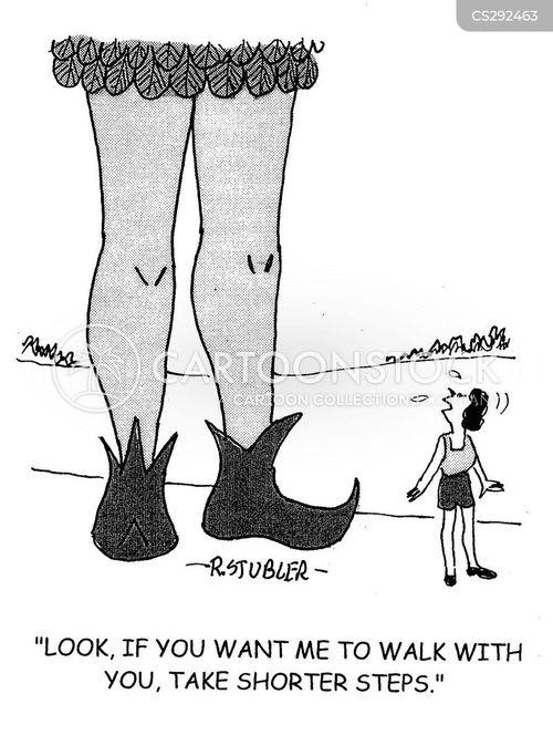 courters cartoon