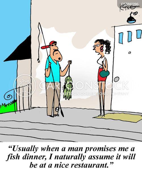 Dating fishing