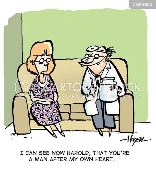 heart surgeries cartoon