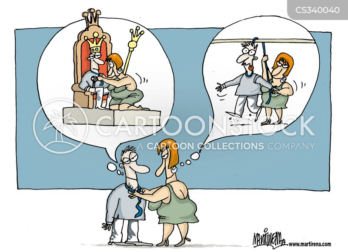 human relations cartoon