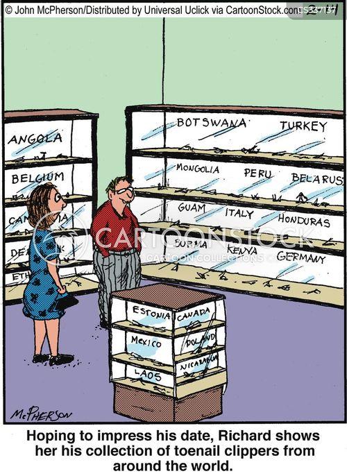 clippers cartoon