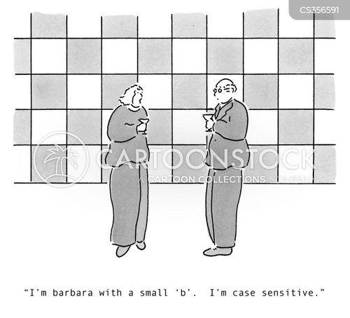 barbara cartoon
