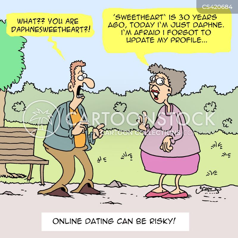 Blind dating description