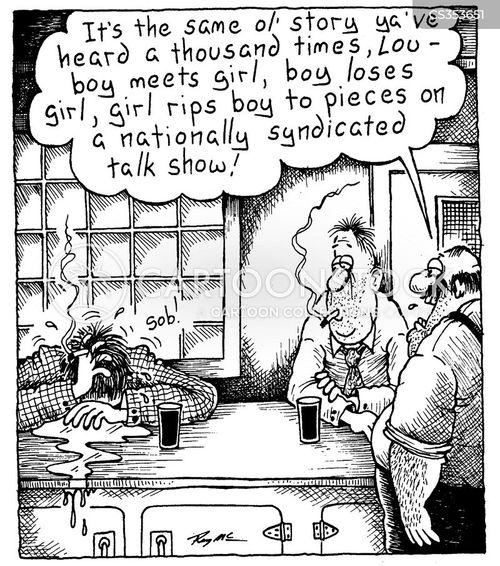 jerry springer show cartoon