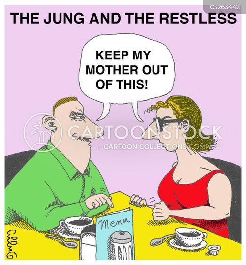 jungian cartoon