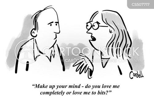 tautological cartoon