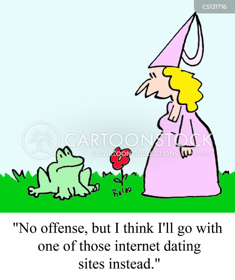 Frog dating website