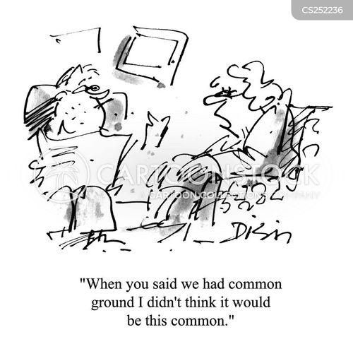cohabitation cartoon