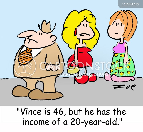 husband hunting cartoon