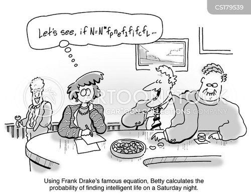 odds cartoon