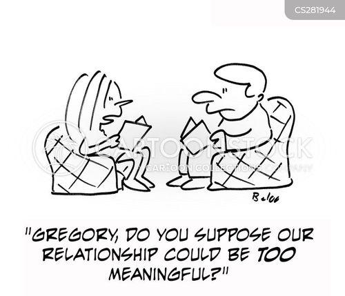 life partners cartoon