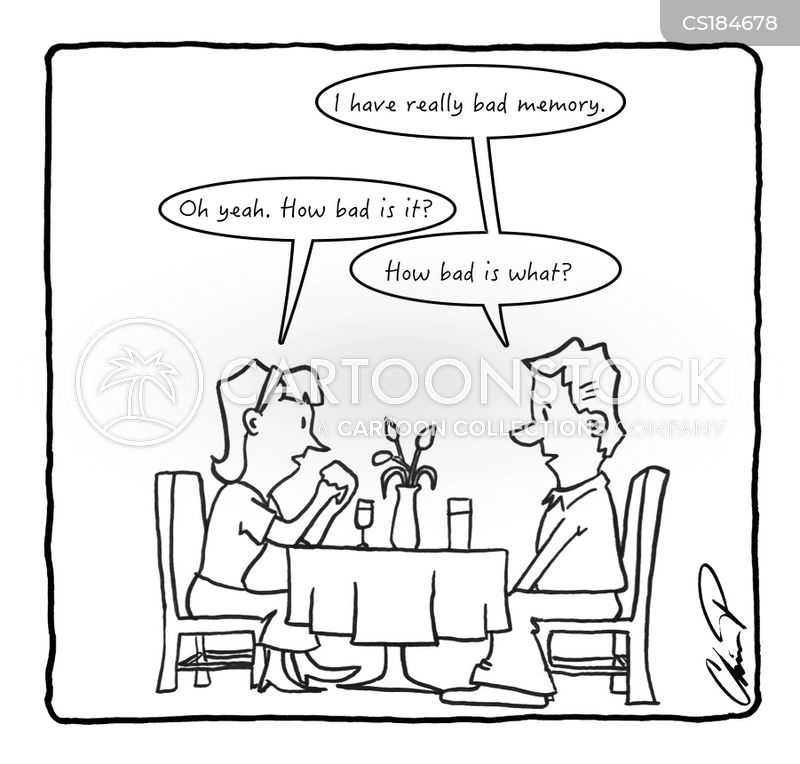 out to eat cartoon