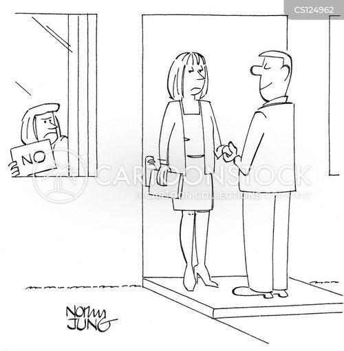 chaperon cartoon
