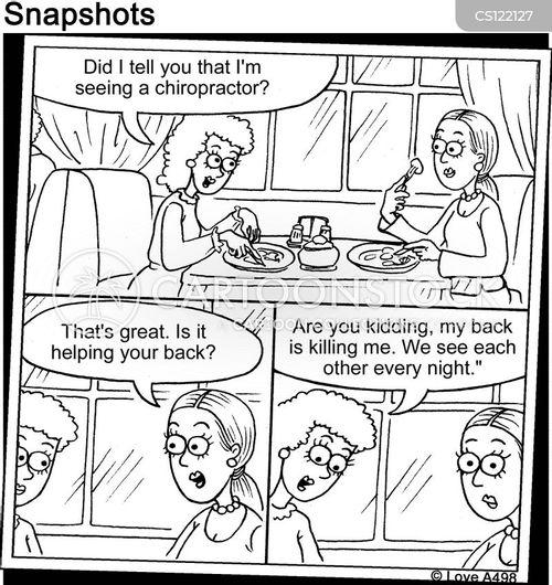 health practitioner cartoon