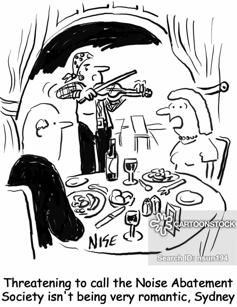 seranades cartoon