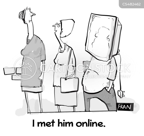 look for love cartoon