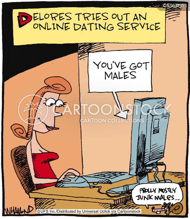 Weird online dating behaviour