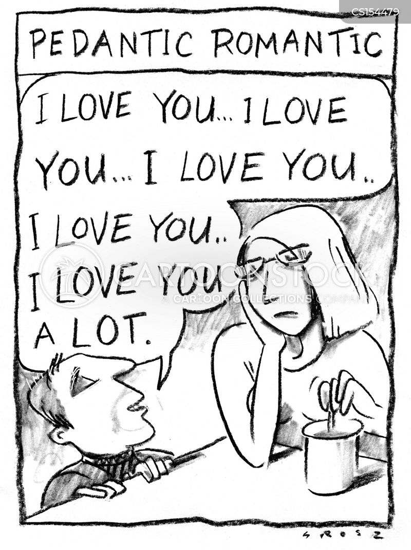 I Love You Cartoons And Comics Funny Pictures From Cartoonstock