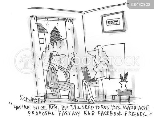 technology addiction cartoon
