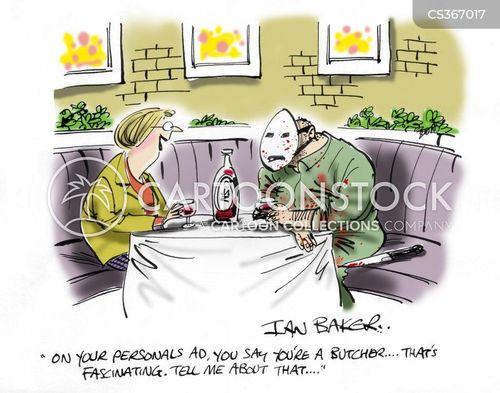 personals cartoon