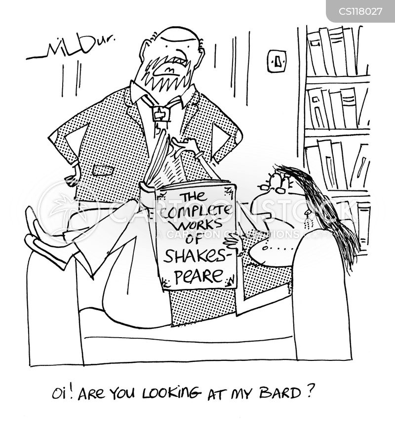 bards cartoon