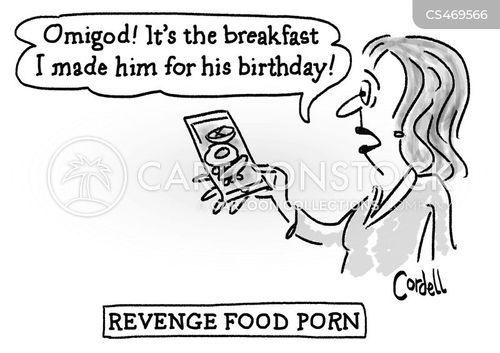 revenge porn cartoon