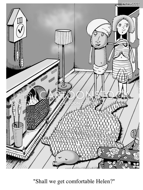dating agencies cartoon