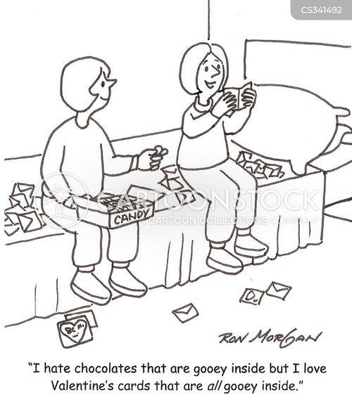 gooey cartoon