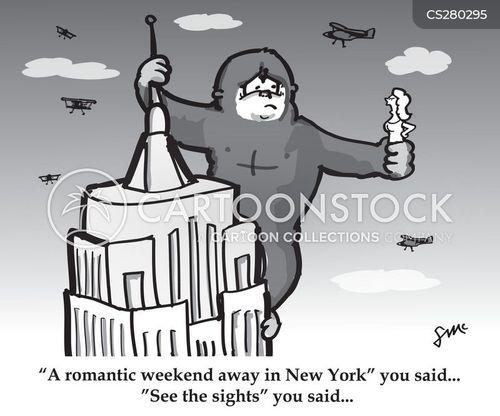 sights cartoon