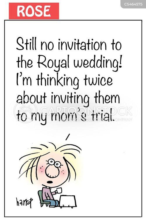 royal fan cartoon