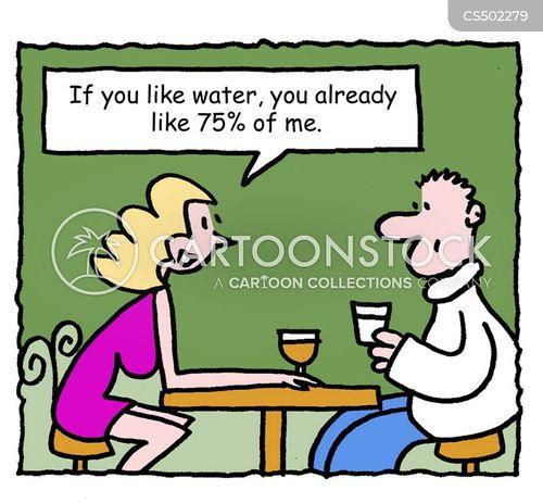 human biology cartoon