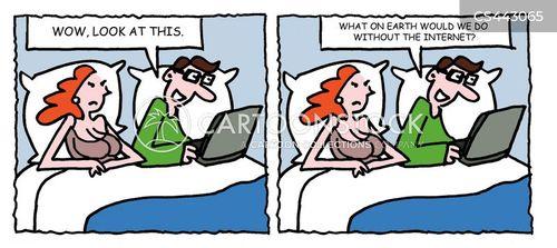 over use cartoon
