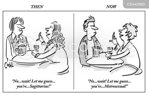 sagittarius cartoon