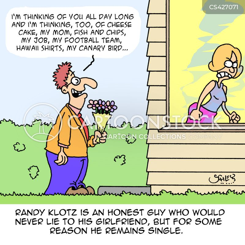 honestness cartoon