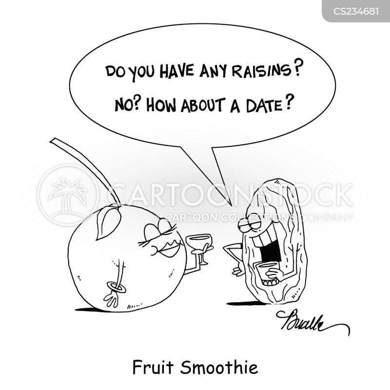 raisin cartoon