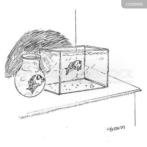 snubbing cartoon
