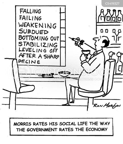 economic activity cartoon