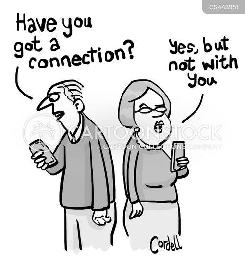 interactions cartoon