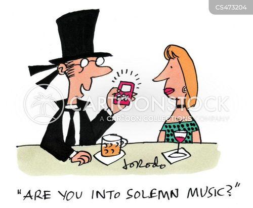 music tastes cartoon